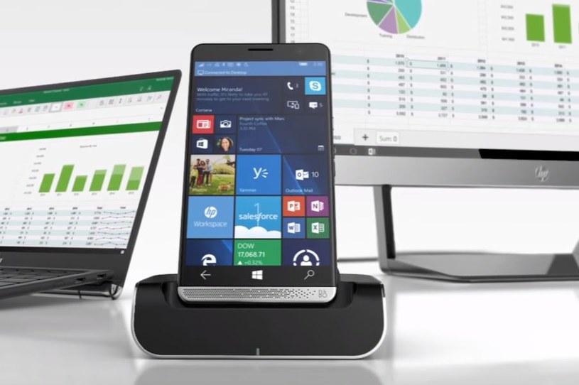 HP Elite X3 będzie dostępny w listopadzie /materiały prasowe