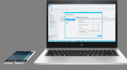HP EliteOne, laptopy EliteBook i monitory HP EliteDisplay