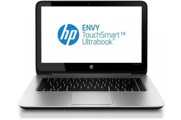 HP Envy 14 TouchSmart Ultrabook /materiały prasowe