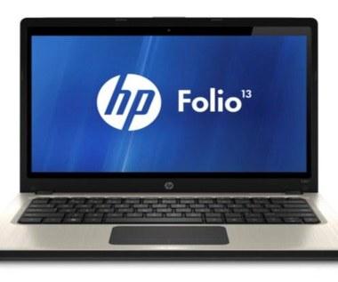 HP Folio 13 - ultrabook z biznesowym zacięciem