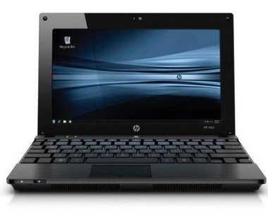 HP mini 5102 - konkurencyjny netbook