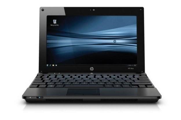 HP mini 5102 - netbook ciekawy i stylowy, ale o ponadprzeciętnej cenie /materiały prasowe