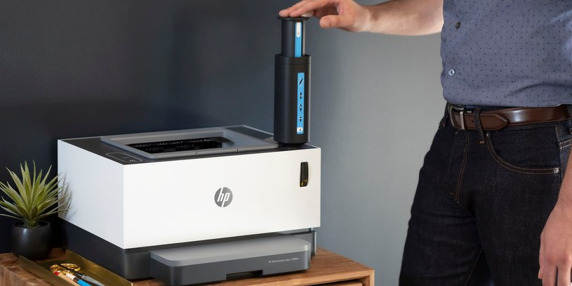 HP Neverstop Laser /materiały prasowe