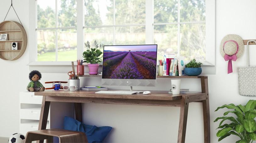 HP Pavilion AiO to połączenie efektownego wyglądu, ergonomii oraz wysokiej wydajności /materiały prasowe