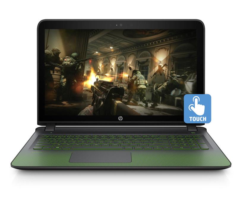 HP Pavilion Gaming /materiały prasowe