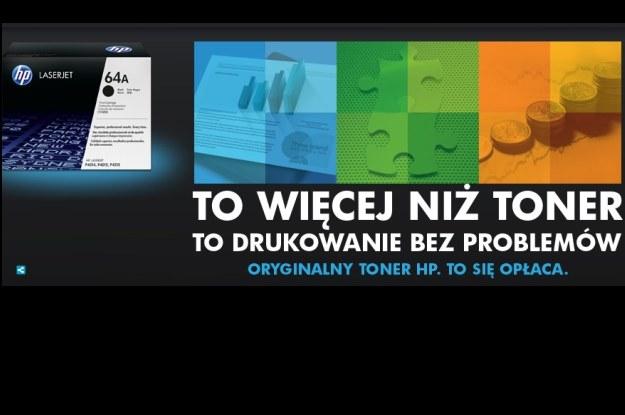 HP podpisuję ugodę z polskimi dystrybutorami marek ActiveJet i TB Print - zdjęcie pochodzi ze strony internetowej HP /materiały prasowe