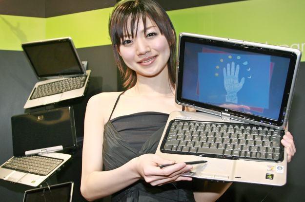 HP - pomimo sukcesów - chce wycofać się z rynku komputerów? /AFP