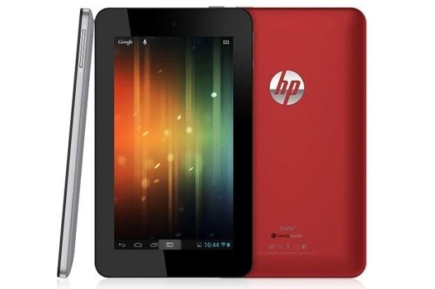 HP Slate 7 /materiały prasowe