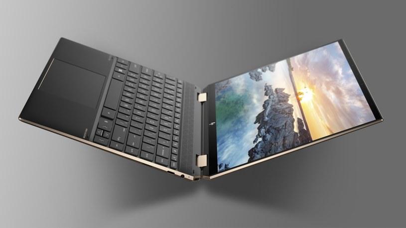 HP Spectre x360 ma mocną specyfikację techniczną /materiały prasowe