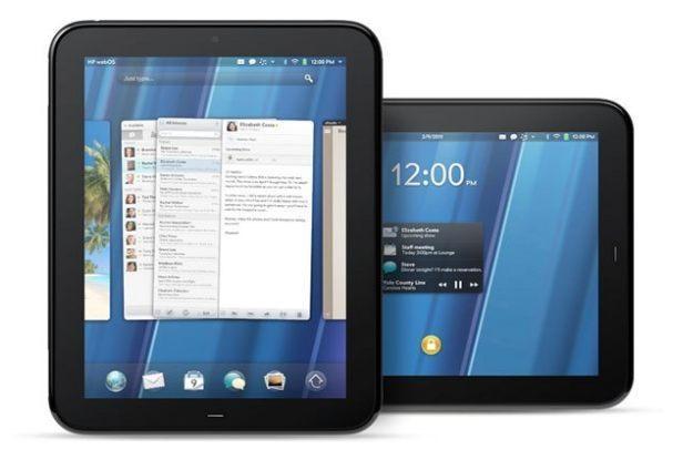 HP TouchPad - odpowiedź HP na iPada /materiały prasowe
