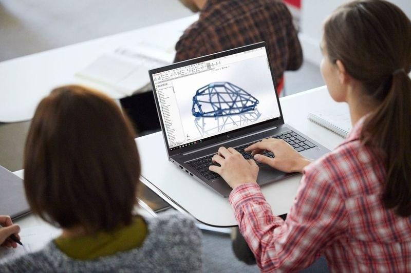 HP ZBook Power G8 /materiały prasowe