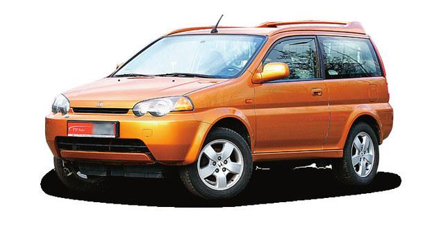 HR-V zwykle jest delikatniej traktowana od Civica, więc spala mniej oleju. /Motor