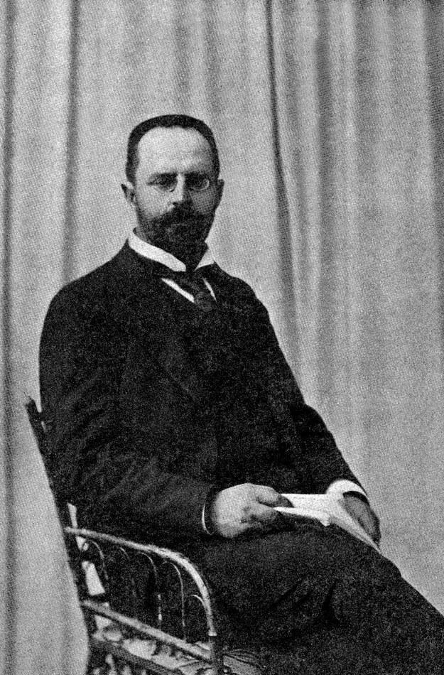 Hrabia Andrzej Potocki, namiestnik Galicji, zastrzelony we Lwowie w 1908 r. przez ukraińskiego studenta /FoKa /Agencja FORUM
