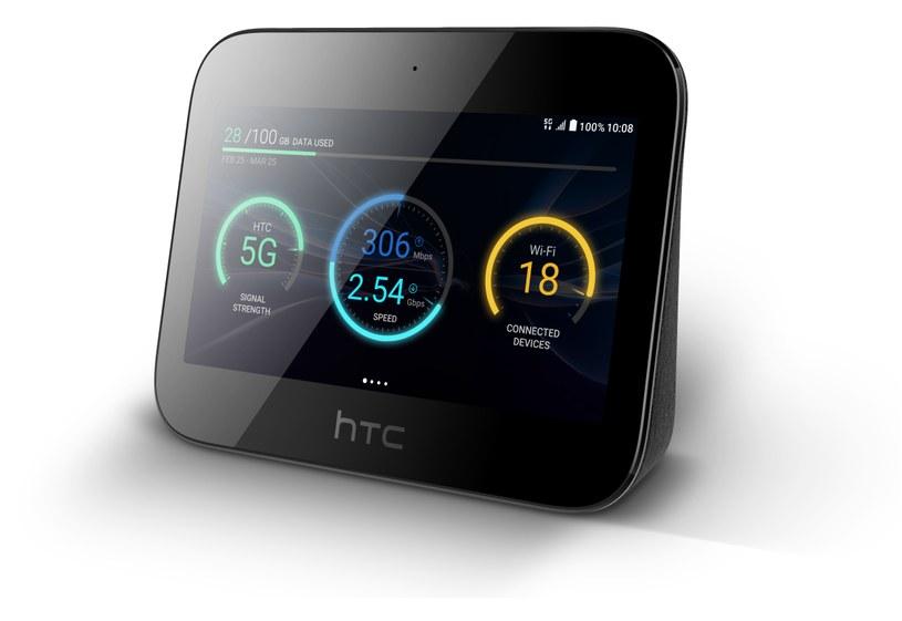 HTC 5G Hub /materiały prasowe