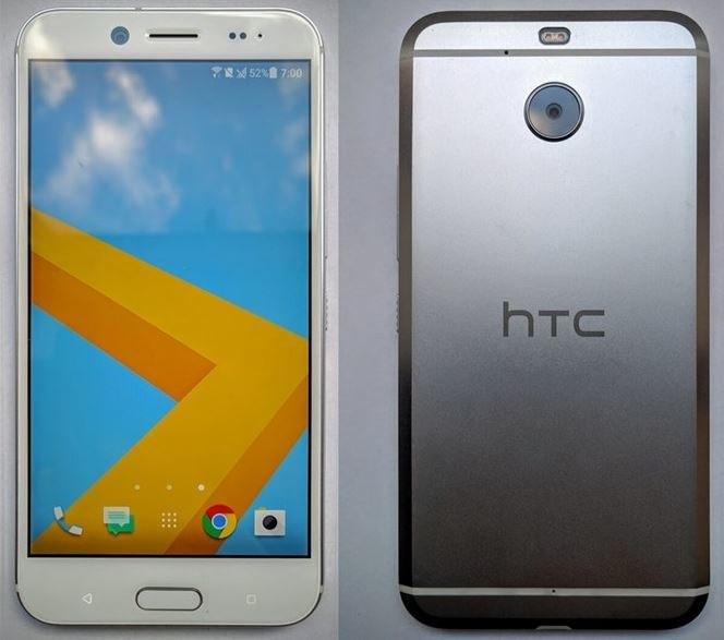 HTC Bolt będzie bardzo podobny do zwykłej 10 /Phonearena /Internet