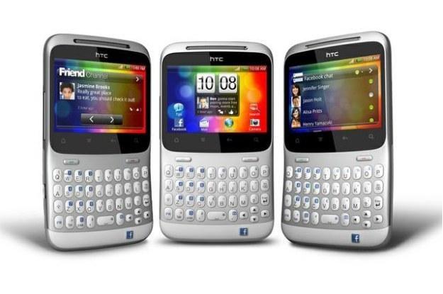 HTC Cha Cha - jeden z nowych smartfonów w ofercie Orange /materiały prasowe