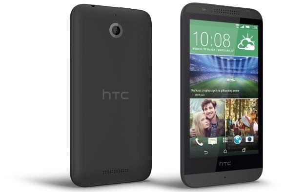 HTC Desiere 510 /materiały prasowe