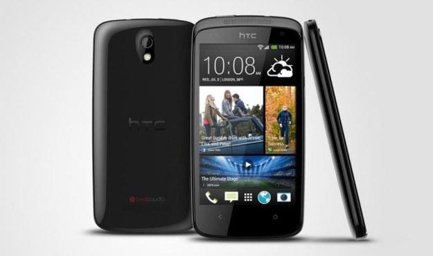 HTC Desire 500 /materiały prasowe