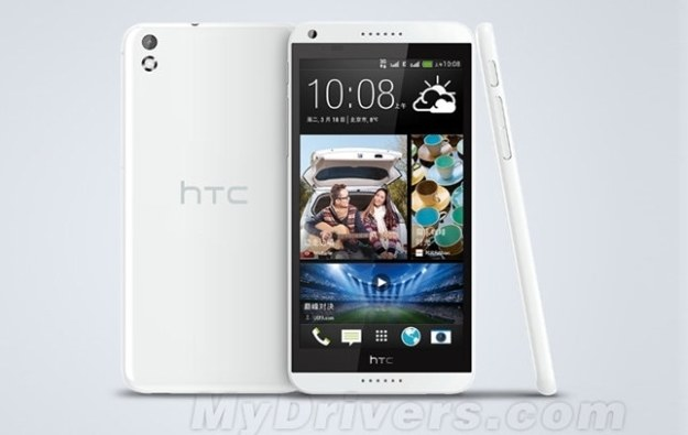 HTC Desire 8 /materiały prasowe