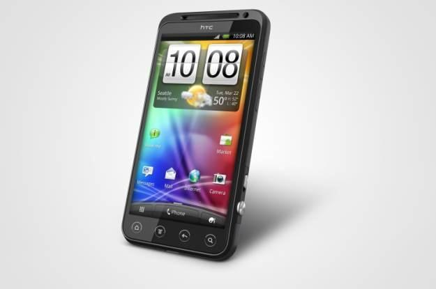 HTC EVO 3D - kolejny smartfon 3D /materiały prasowe
