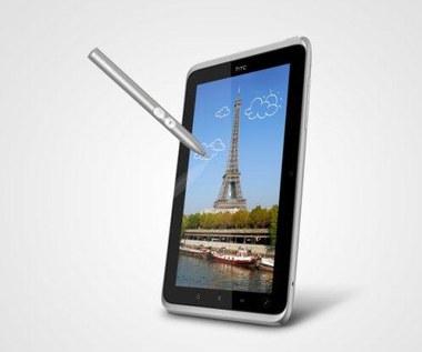 HTC Flyer - tablet z rysikiem na rynku