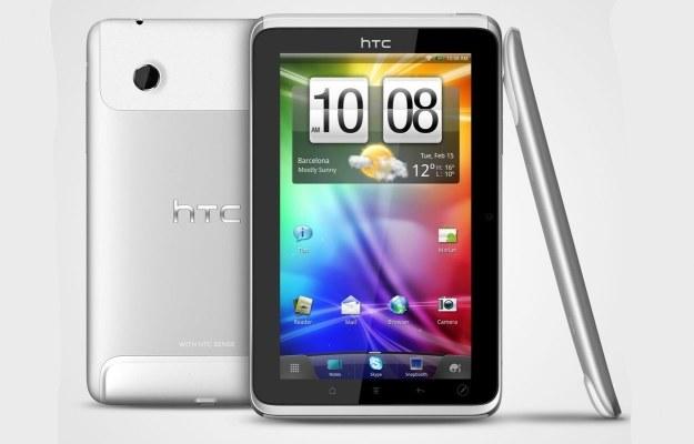 HTC Flyer /materiały prasowe