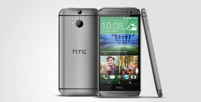 HTC One M8 jest dostępny na rynku w dwóch wersjach systemowych /materiały prasowe
