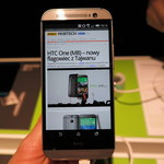 HTC One M8 na dwie karty SIM oficjalnie
