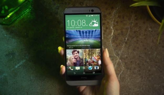 HTC One M8 - wraz z nim debiutuje Sense 6.0 /materiały prasowe