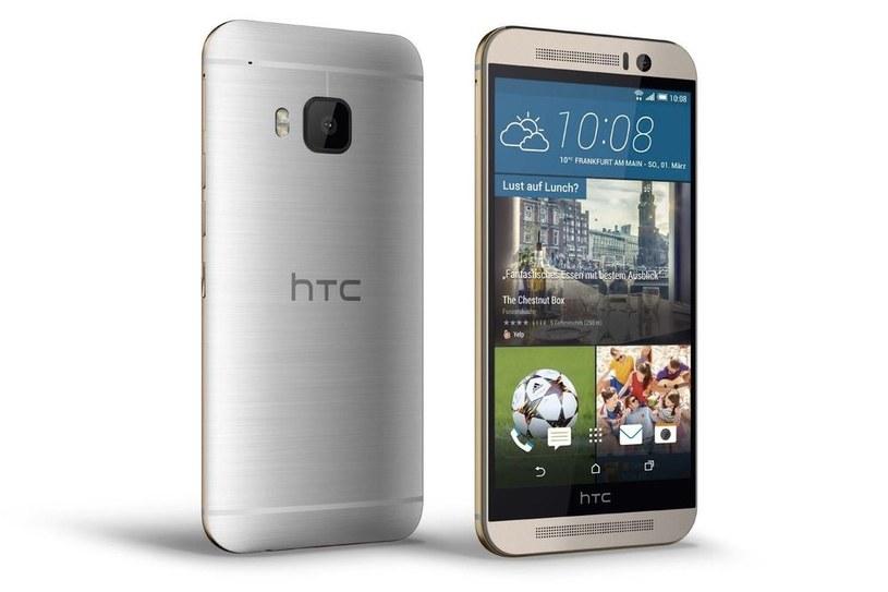 HTC One M9 - taką nazwę prawdopodobnie będzie miał nowy flagowiec HTC /materiały prasowe