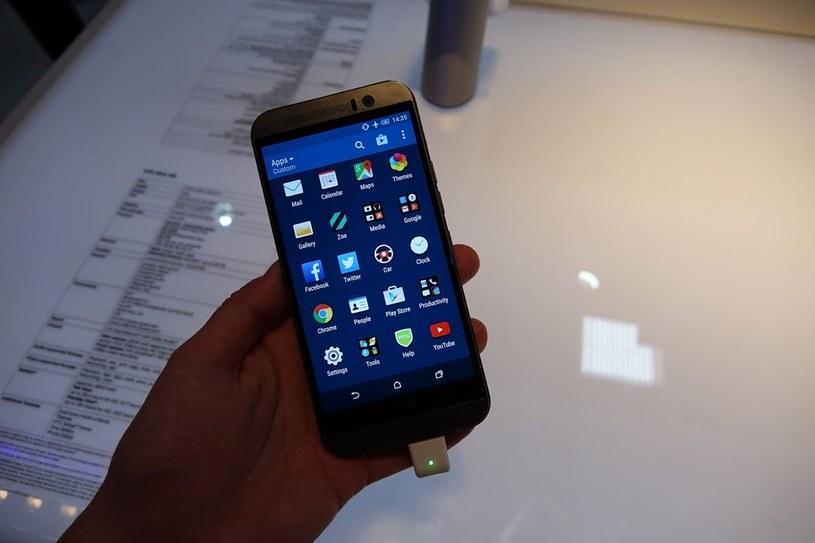 HTC One M9 /INTERIA.PL