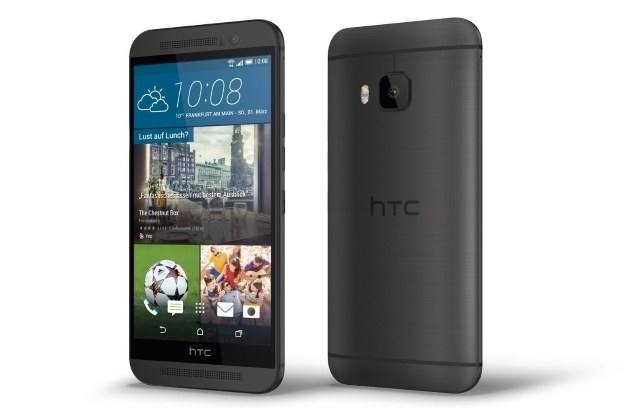 HTC One M9 /materiały prasowe