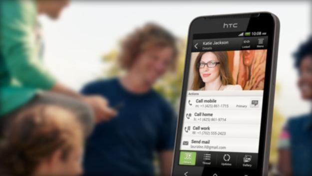 HTC One V /materiały prasowe