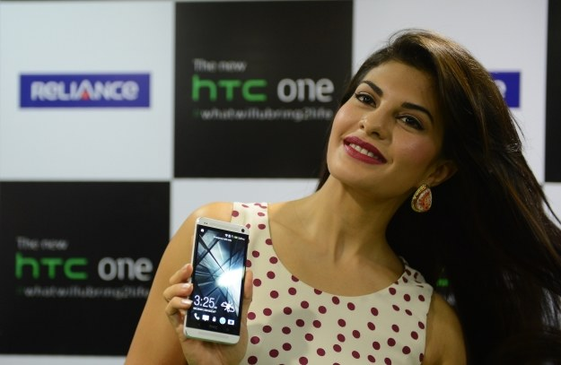 HTC One /AFP