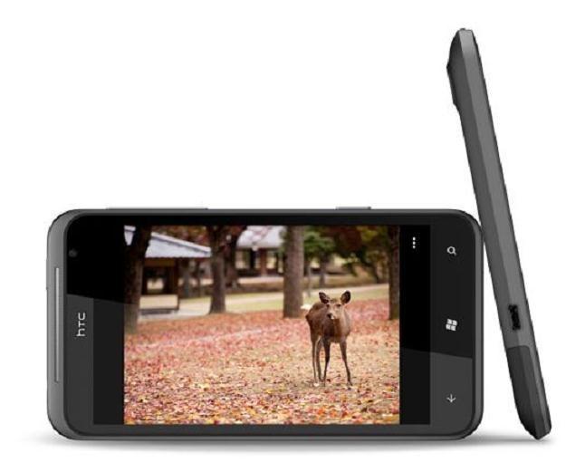 HTC Titan /Informacja prasowa