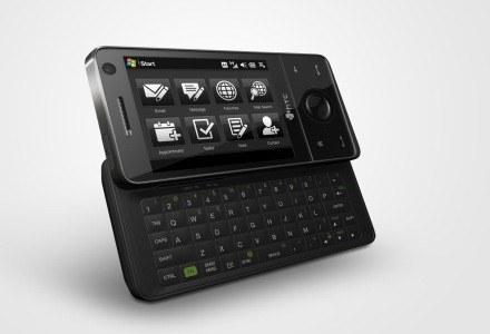 HTC Touch Pro - nowością jest tu przede wszystkim klawiatura /materiały prasowe