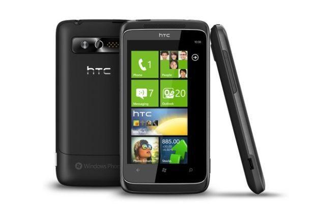 HTC Trophy  - telefon dobry, ale cierpiący na problemy wieku dziecięcego nowych modeli/systemów /materiały prasowe
