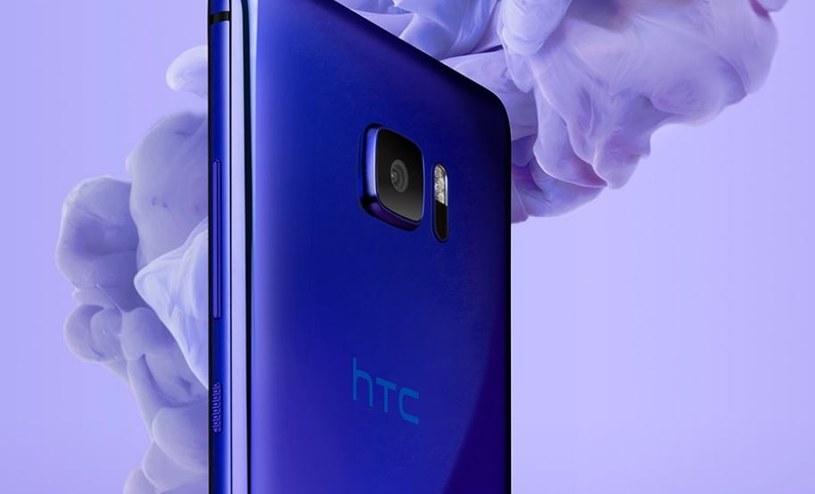 HTC U Ultra będzie dostępny w wersji ze szkłem szafirowym /materiały prasowe