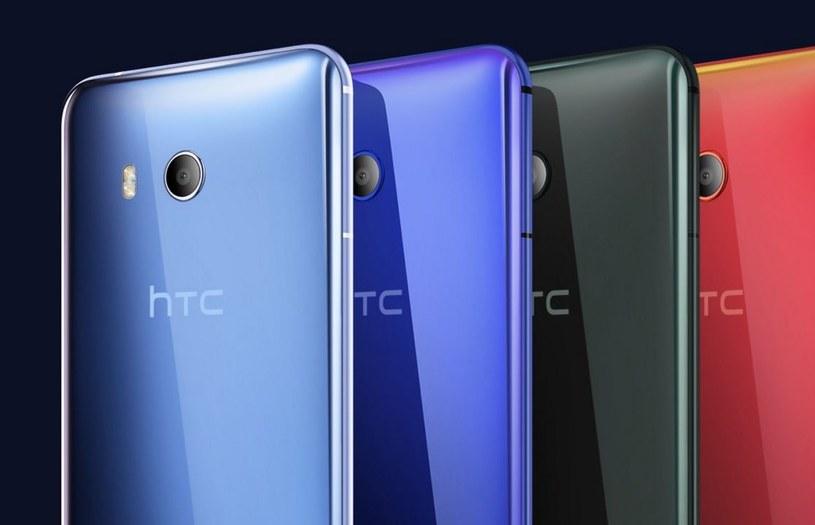 HTC U11 początkowo miał być dostępny w jednej wersji /materiały prasowe
