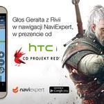 HTC udostępnia głos Wiedźmina wszystkim użytkownikom nawigacji NaviExpert