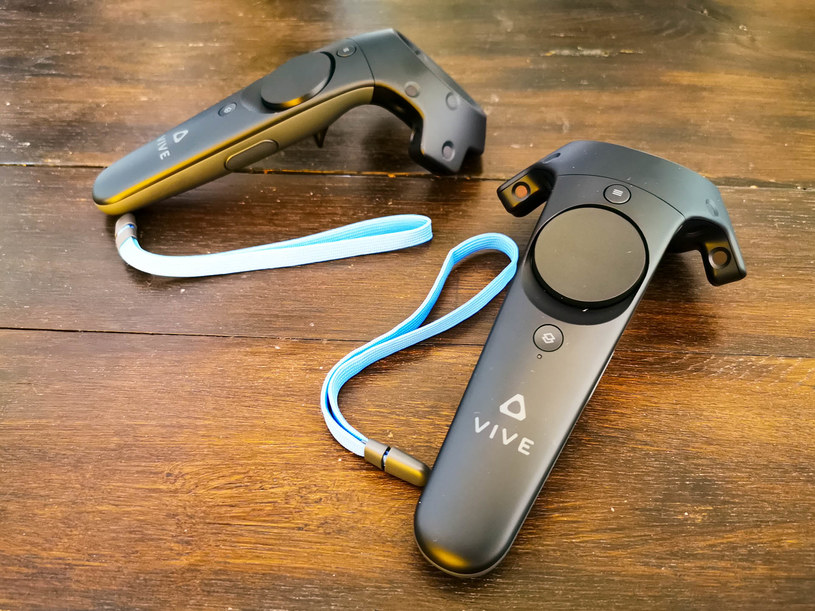 HTC Vive Cosmos Elite /INTERIA.PL