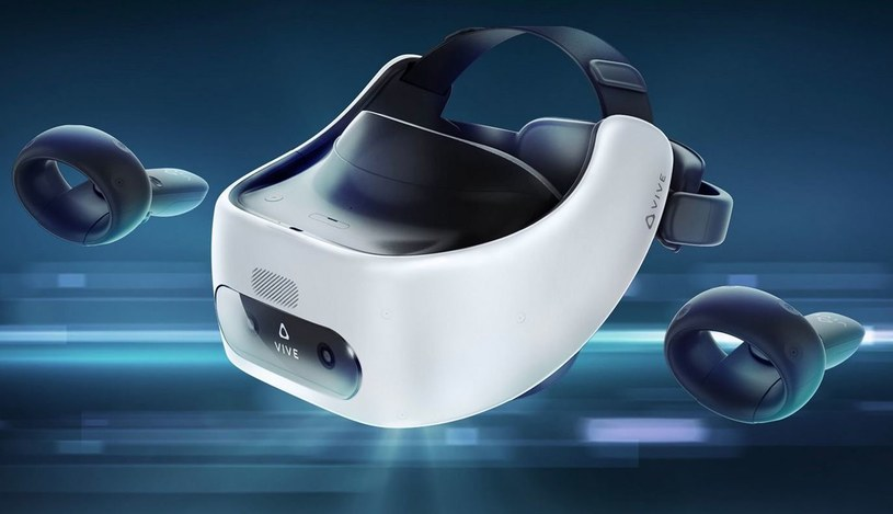 HTC VIVE Focus Plus /materiały prasowe