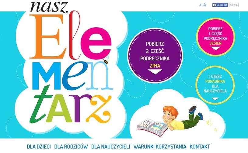 http://naszelementarz.men.gov.pl/ /
