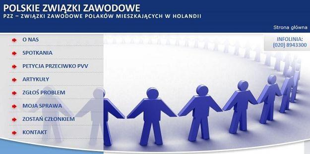 http://www.zwiazkizawodowe.nl/ /
