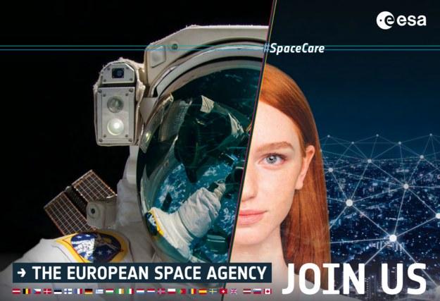 https://www.esa.int/About_Us/Careers_at_ESA /ESA /Zrzut ekranu