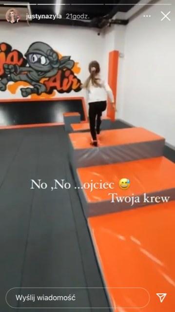 https://www.instagram.com/justynazyla/ /Instagram