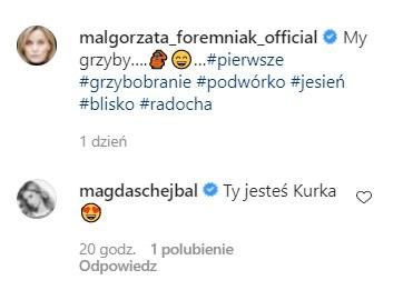 https://www.instagram.com/malgorzata_foremniak_official/ /Instagram