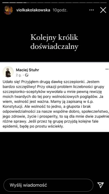 https://www.instagram.com/violkakolakowska/ /Instagram