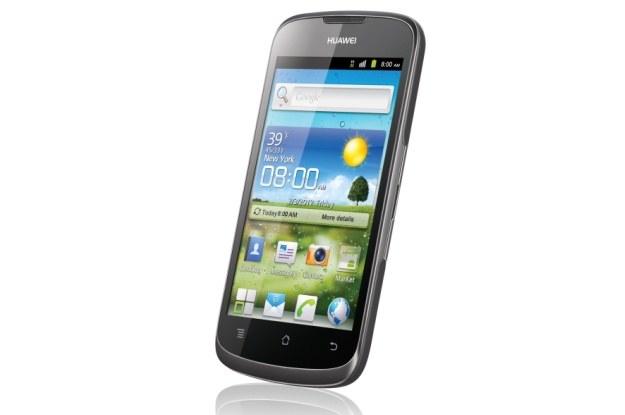 Huawei Ascend G300 z Androidem 4.0 /materiały prasowe
