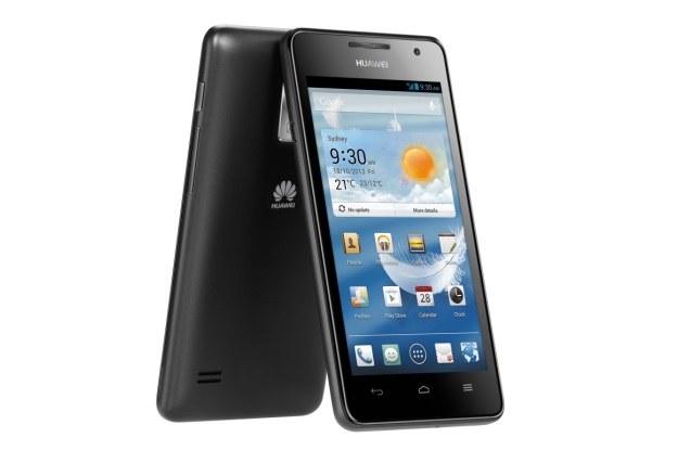 Huawei Ascend G526 /materiały prasowe